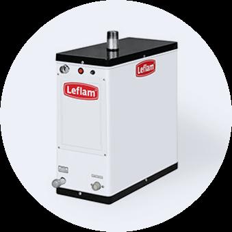 Generadores de Vapor en Gas LP